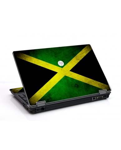 Jamaican Flag HP ProBook 6455B Laptop Skin
