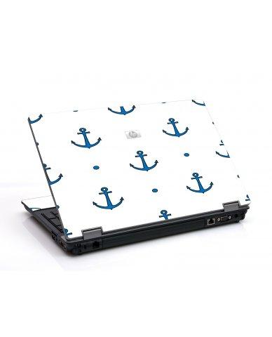 Blue Anchors 6530B Laptop Skin