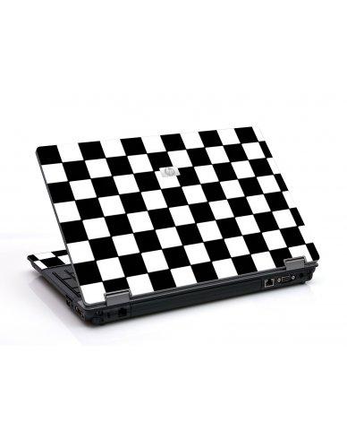 Checkered 6530B Laptop Skin