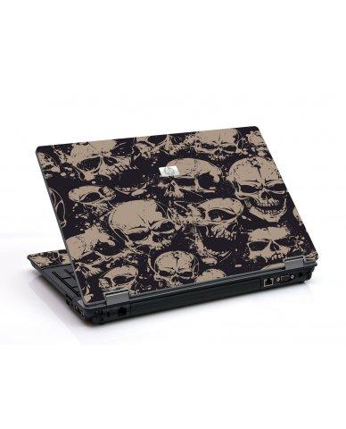 Grunge Skulls 6530B Laptop Skin