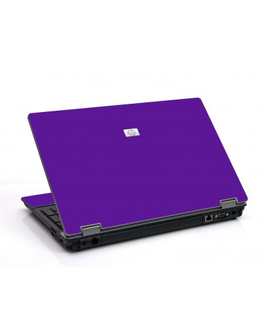 Purple 6530B Laptop Skin