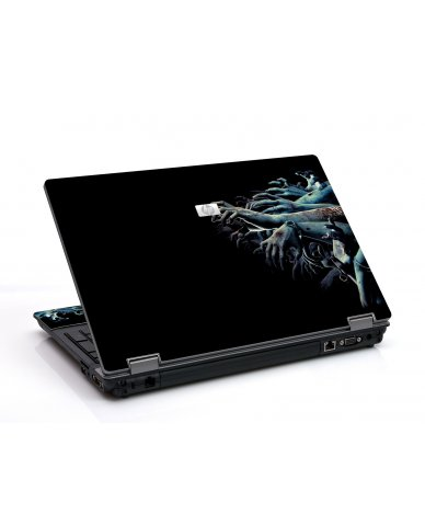 Zombie Hands 6530B Laptop Skin