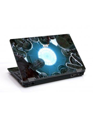 Zombie Horde 6530B Laptop Skin