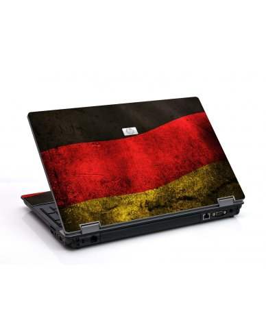 German Flag 6550B Laptop Skin