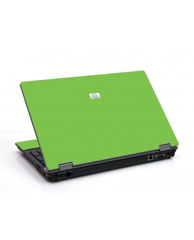 Green 6550B Laptop Skin
