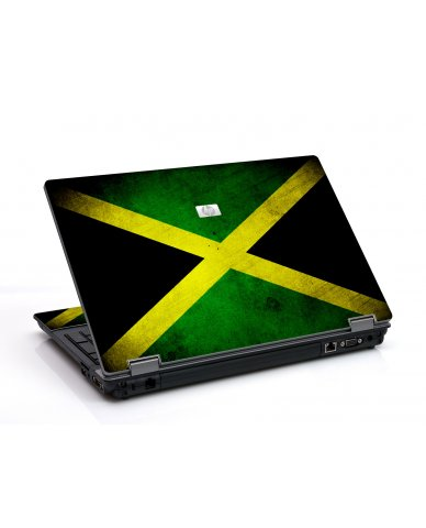 Jamaican Flag 6550B Laptop Skin