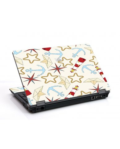 Nautical Lighthouse 6550B Laptop Skin