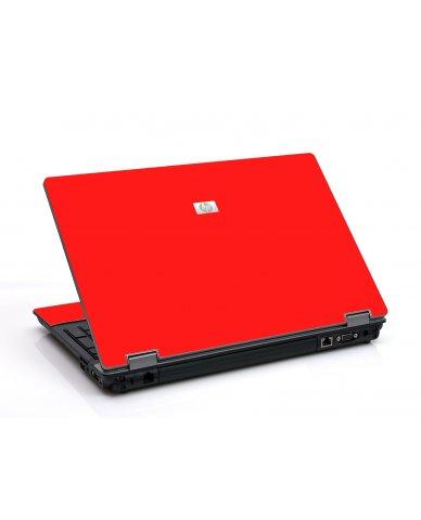 Red 6550B Laptop Skin