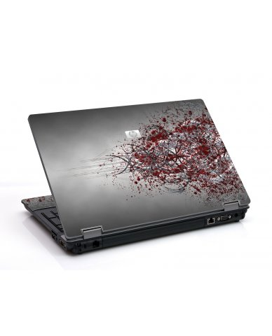 Tribal Grunge 6550B Laptop Skin