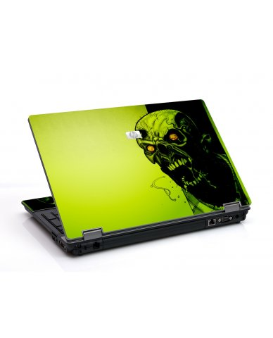 Zombie Face 6550B Laptop Skin