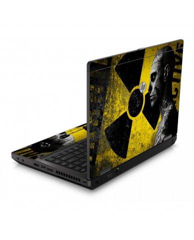Biohazard Zombie 6560B Laptop Skin