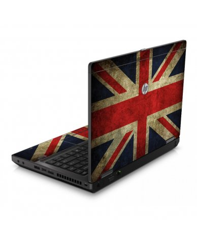 British Flag 6560B Laptop Skin