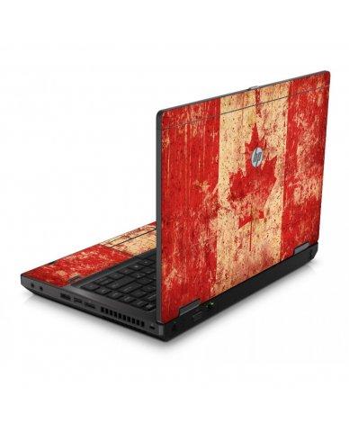 Canada Flag 6560B Laptop Skin