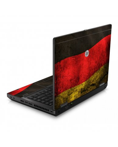 German Flag 6560B Laptop Skin