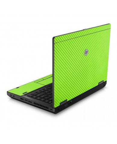 Green Carbon 6560B Laptop Skin