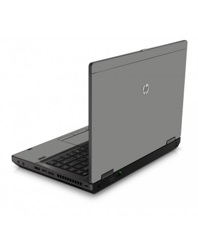 Grey/Silver 6560B Laptop Skin