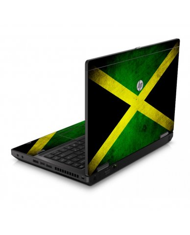 Jamaican Flag 6560B Laptop Skin