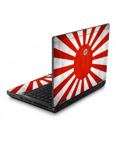 Japanese Flag 6560B Laptop Skin