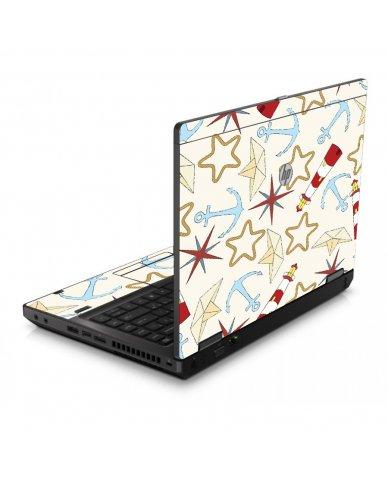 Nautical Lighthouse 6560B Laptop Skin