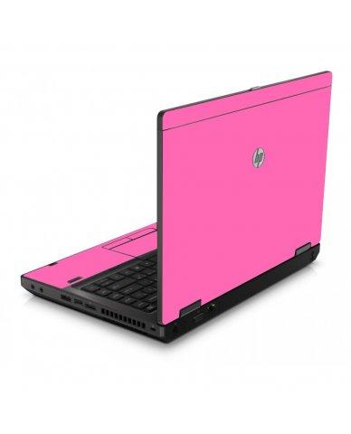 Pink 6560B Laptop Skin