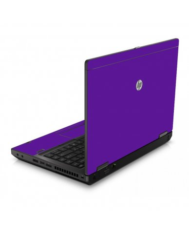 Purple 6560B Laptop Skin