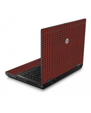 Red Flannel 6560B Laptop Skin