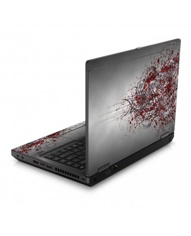 Tribal Grunge 6560B Laptop Skin