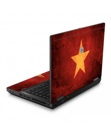 Vietnam Flag 6560B Laptop Skin