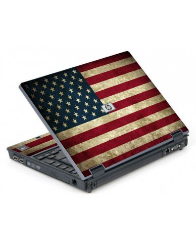 American Flag 6710B Laptop Skin