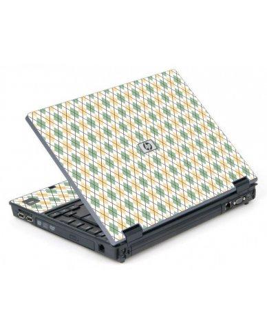 Argyle 6710B Laptop Skin