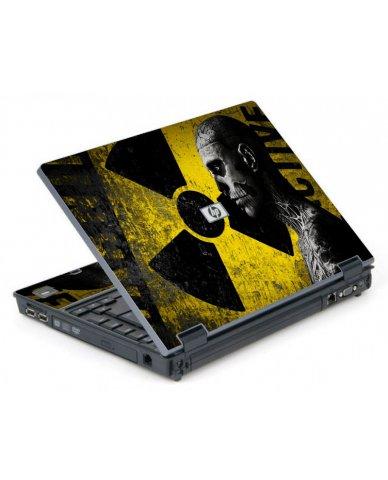 Biohazard Zombie 6710B Laptop Skin