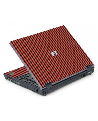 Black Red Versailles 6710B Laptop Skin