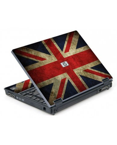 British Flag 6710B Laptop Skin
