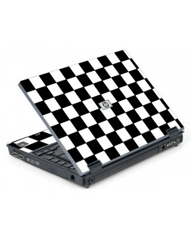Checkered 6710B Laptop Skin