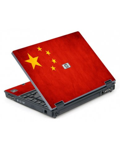 Flag Of China 6710B Laptop Skin