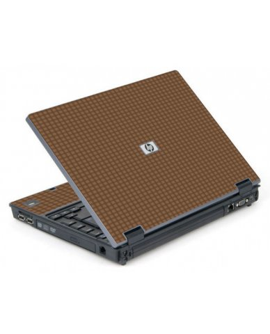 Dark Gingham 6710B Laptop Skin