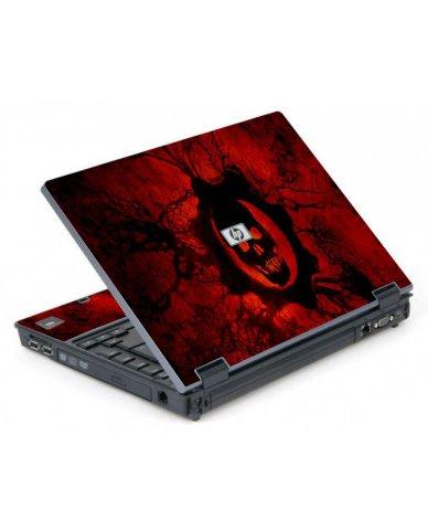 Dark Skull 6710B Laptop Skin
