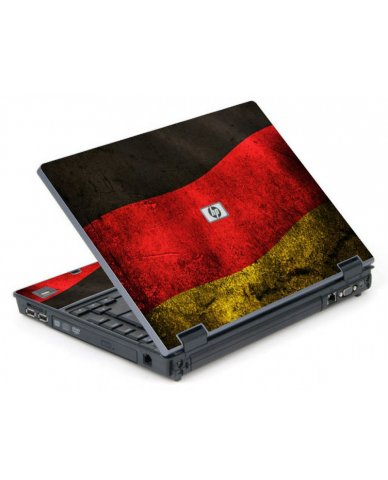 German Flag 6710B Laptop Skin