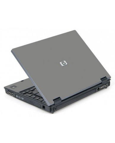 Grey/Silver 6710B Laptop Skin