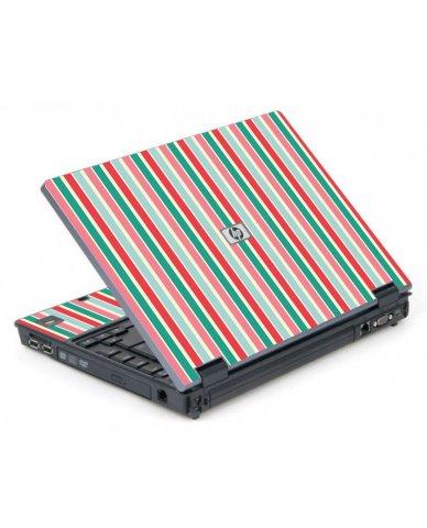 Gum Stripes 6710B Laptop Skin