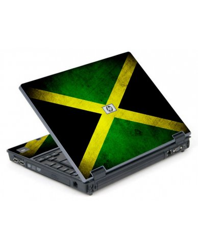 Jamaican Flag 6710B Laptop Skin