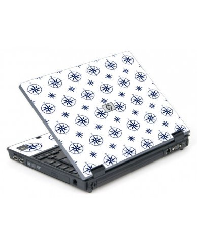 Nautical 6710B Laptop Skin