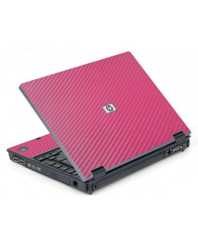 Pink Carbon Fiber 6710B Laptop Skin