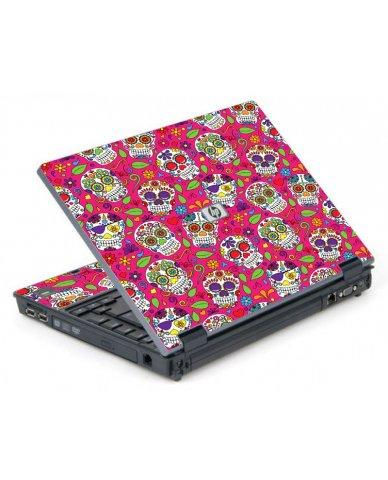 Pink Sugar Skulls 6710B Laptop Skin