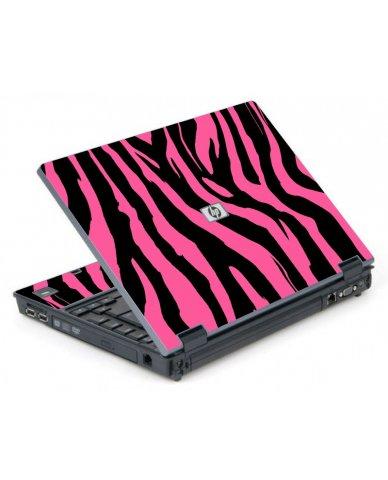 Pink Zebra 6710B Laptop Skin