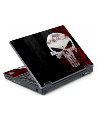Punisher Skull 6710B Laptop Skin