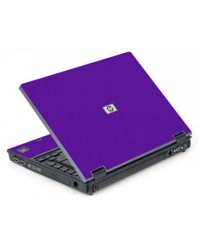 Purple 6710B Laptop Skin