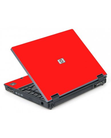 Red 6710B Laptop Skin