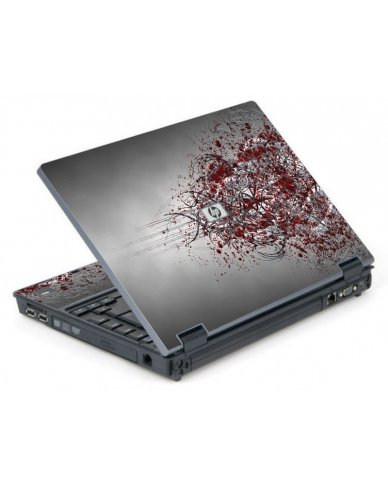 Tribal Grunge 6710B Laptop Skin