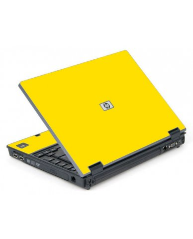 Yellow 6710B Laptop Skin